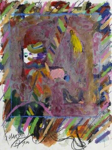 Your Paintings - Gillian Ayres paintings