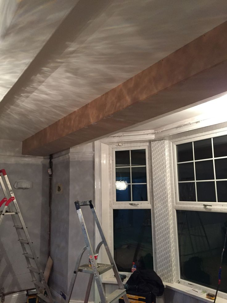 Cover up for some very ugly piping by woodpecker joinery services