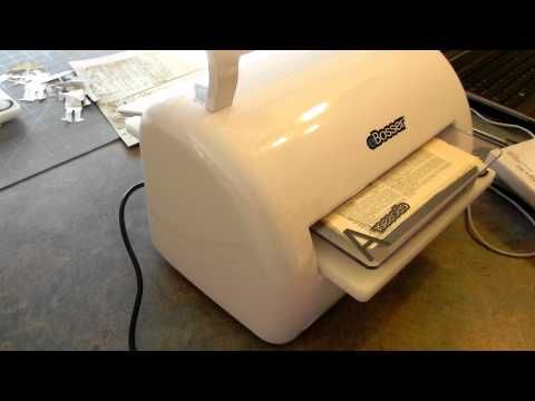cutnboss machine