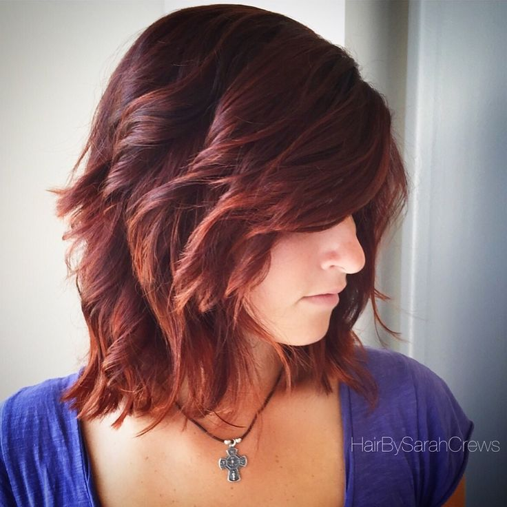 hair styles with color formula ruby mahogany sombre lob career updo colors 2569