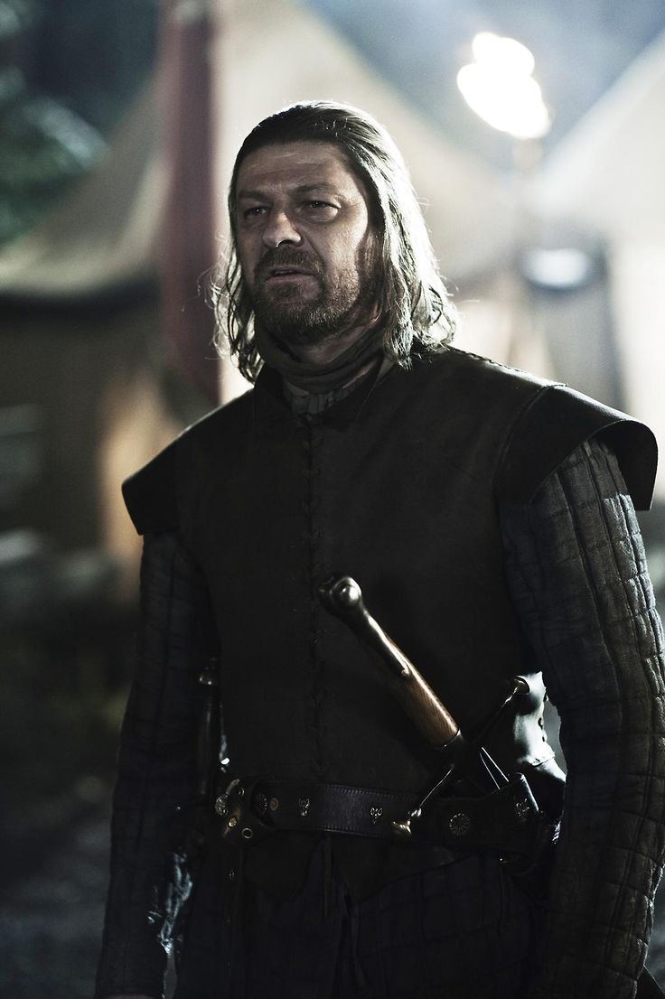 Sean Bean - Saison 1 - Game of Thrones - © Warner Home Vidéo