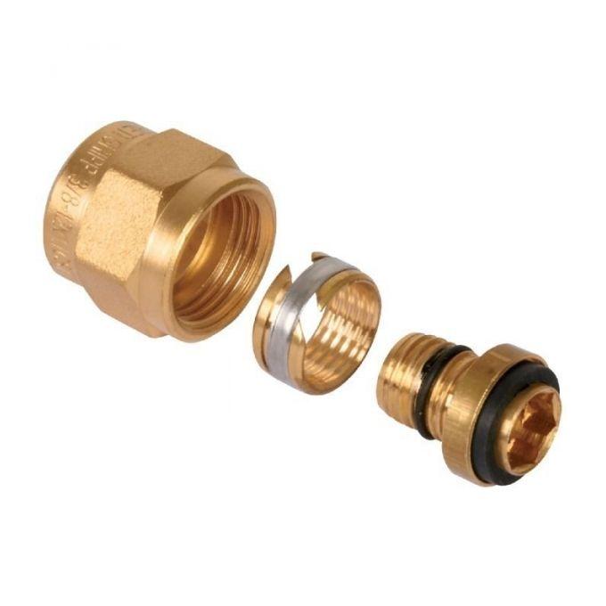Raccord PER droit à serrage - F 3/4' - Ø 20 mm - Retigripp - Watts industrie - Z36601 - Plomberie sanitaire chauffage