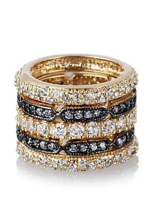 68% OFF Belargo Eternity Band Stack Rings