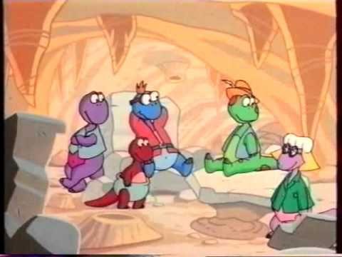 Dino Juniors - Les trois petits dino juniors - YouTube