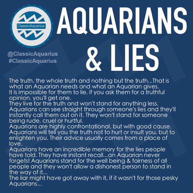 #ClassicAquarius #Aquarians