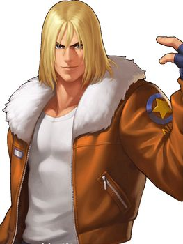 King of Fighters 98 UM OL Terry 2003 by hes6789