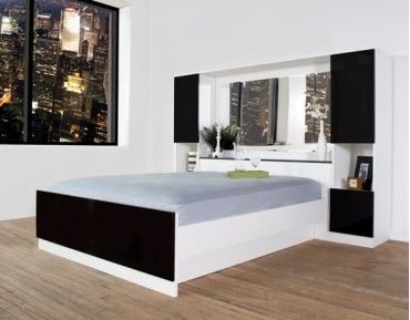 madison queen size pier wall bedroom furniture - Pier Wall Bedroom Furniture