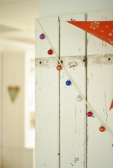 shining stars & bright baubles by wood & wool stool, via Flickr