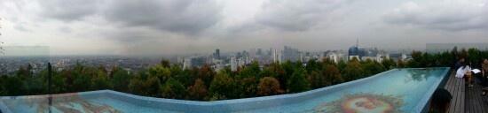 panorama at skye bar and lounge jakarta menara BCA level 56