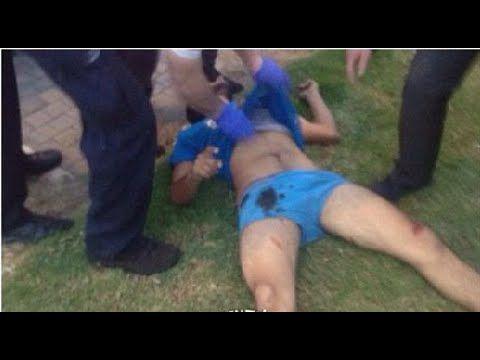 terrorist run over 9 people