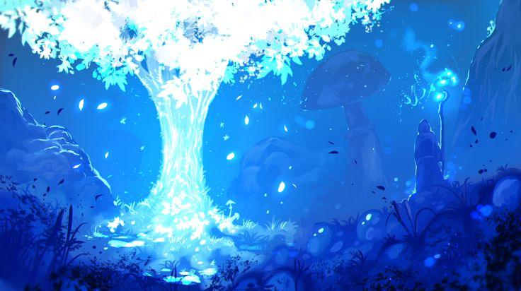 Spirit tree by ryky