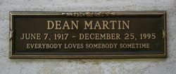 "Dean Martin (born Dino Paul Crocetti 1917-1995). American Entertainer. Member of the ""Rat Pack"""