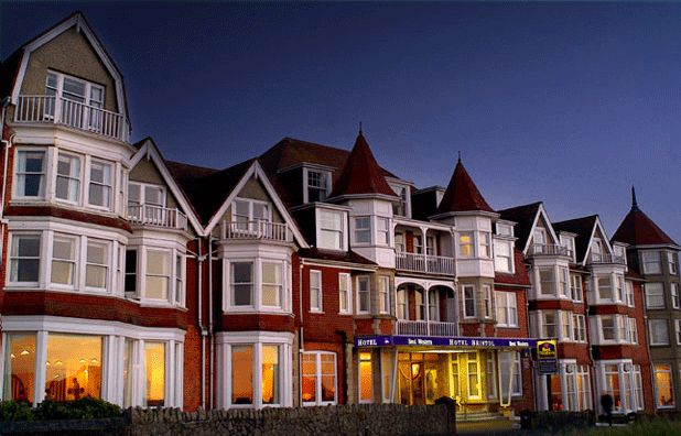 Best Western Hotel Bristol in Newquay, Cornwall, great value Newquay Accommodation!