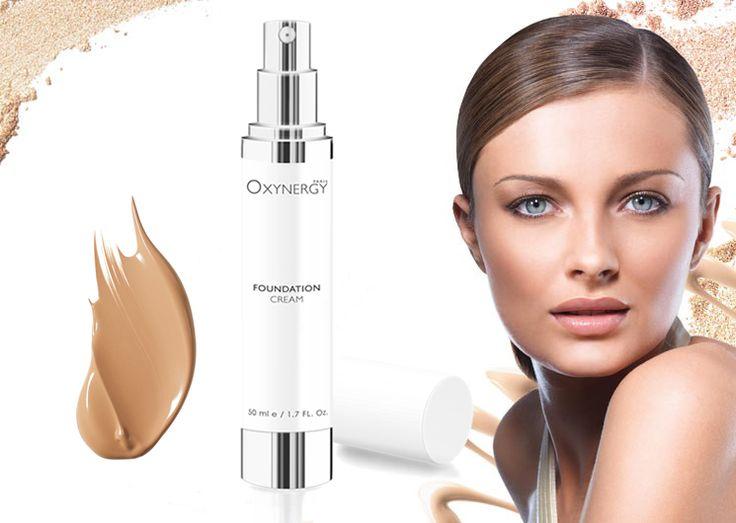 Foundation Cream - Színezett hidratálókrém, mely minden bőrtónushoz illeszkedik!