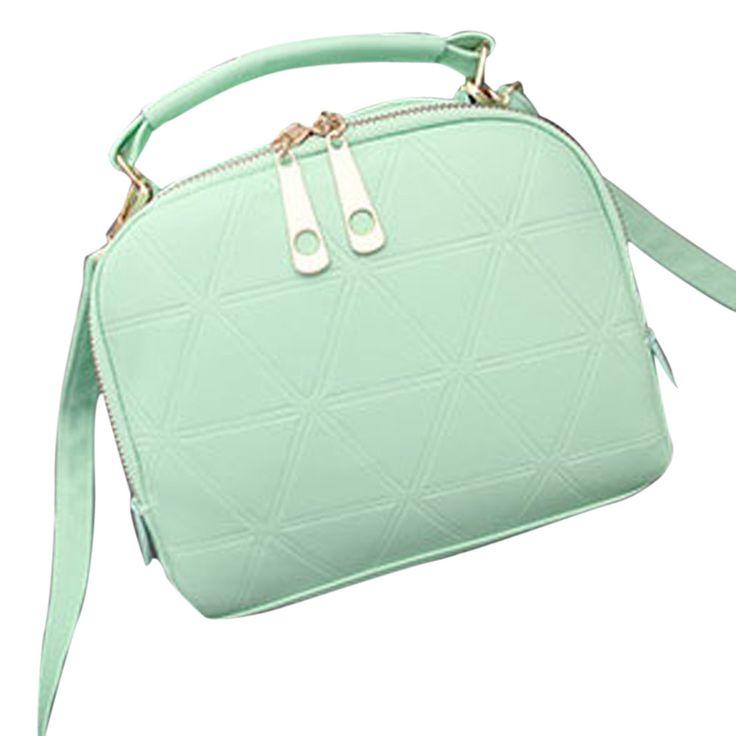 2016 de La Moda de lujo Bolso de Los bolsos de cuero Bolso de Totalizador de La Señora Del Monedero de LA PU Mujeres Del Cuero Del Mensajero sac femme principal de marca