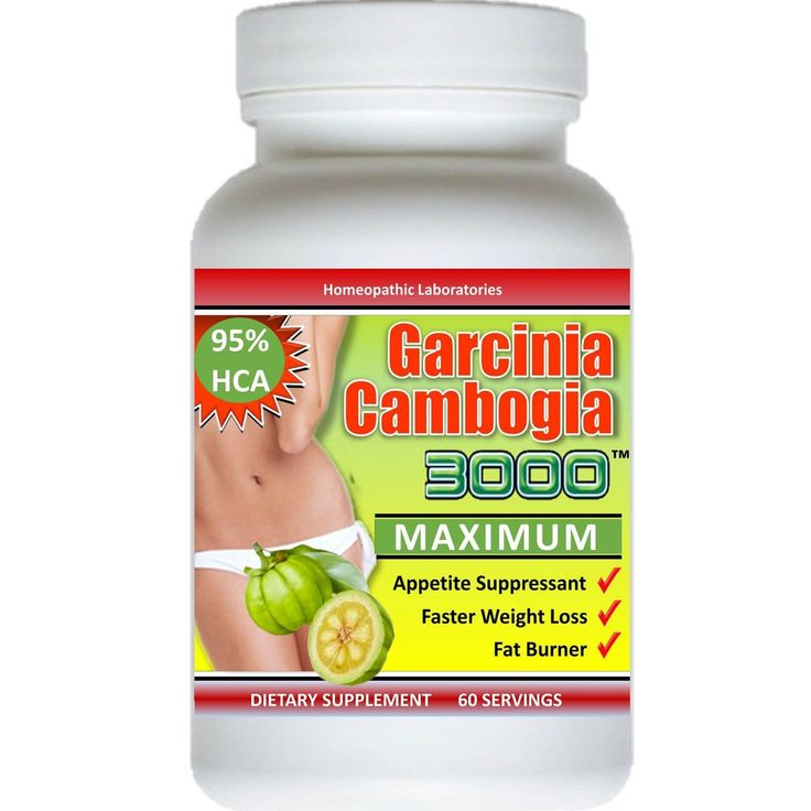 Weight Loss: Pure Garcinia Cambogia Extract 3000 Maximum 95% Hca Weight Loss Diet Fat Burner -> BUY IT NOW ONLY: $6.95 on eBay!