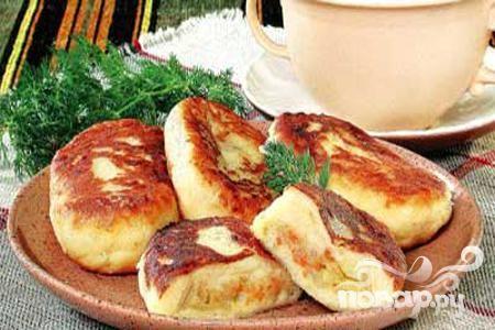 Рецепт пирожки из картофеля - домашние пирожки из картошки с капустной начинкой…