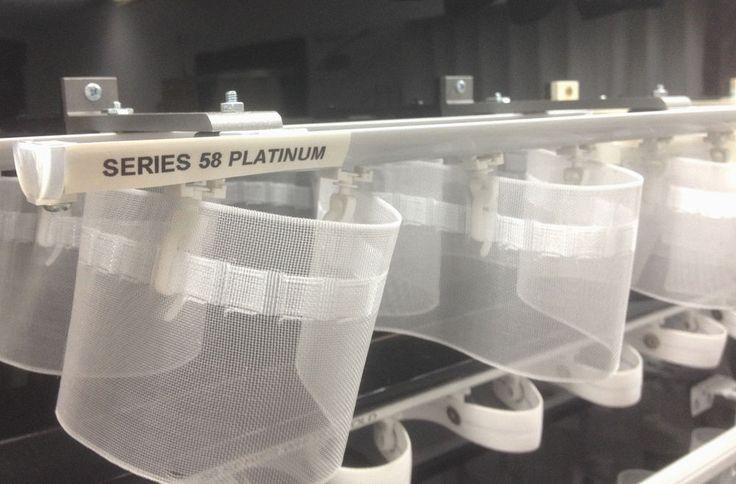 S-WAVE CURTAIN TRACK KIT Ceiling fix Aluminum Rail Heading Tape Fold Ripple Snap
