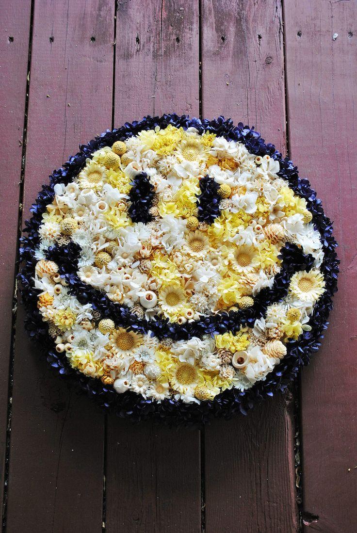 Smile Mark Weath スマイルマークリース