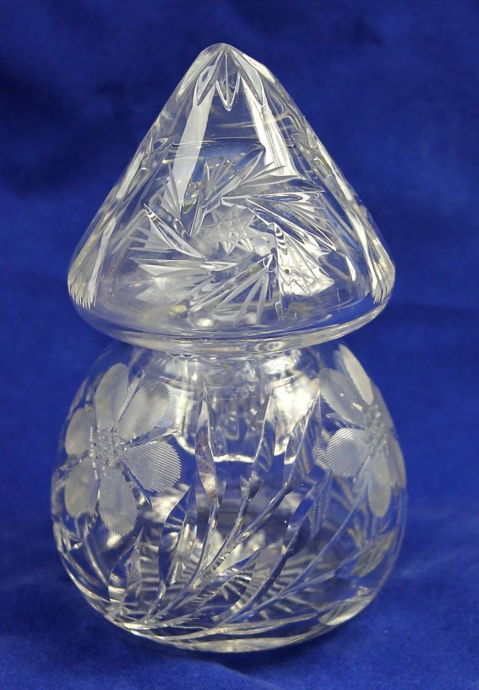 17 Best Images About Cut Glass Decanters On Pinterest