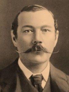 Arthur Conan Doyle, de joven