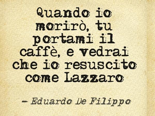 """Eduardo De Filippo in """"Fantasmi a Roma"""""""