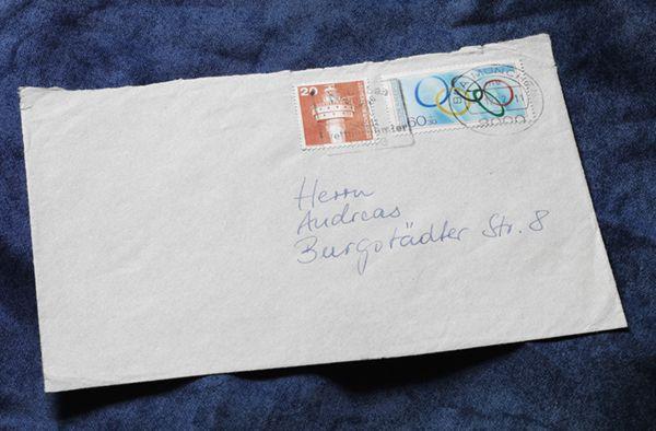 Briefe Mit Briefmarken Bekleben : Best images about whole world philately on pinterest