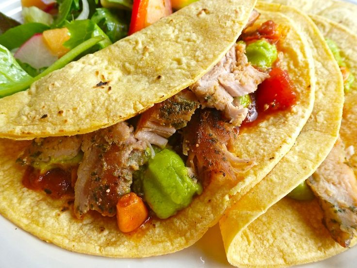 Gluten Free Dairy Free Spicy-Sweet Pork Tacos | Once A Month Meals | Freezer Cooking | OAMC