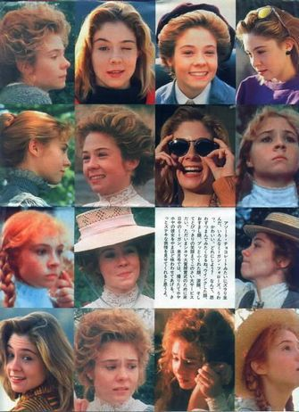 Megan Follows in the Anne of Green Gables days: TOTALLY Molly's celebrity look-alike.
