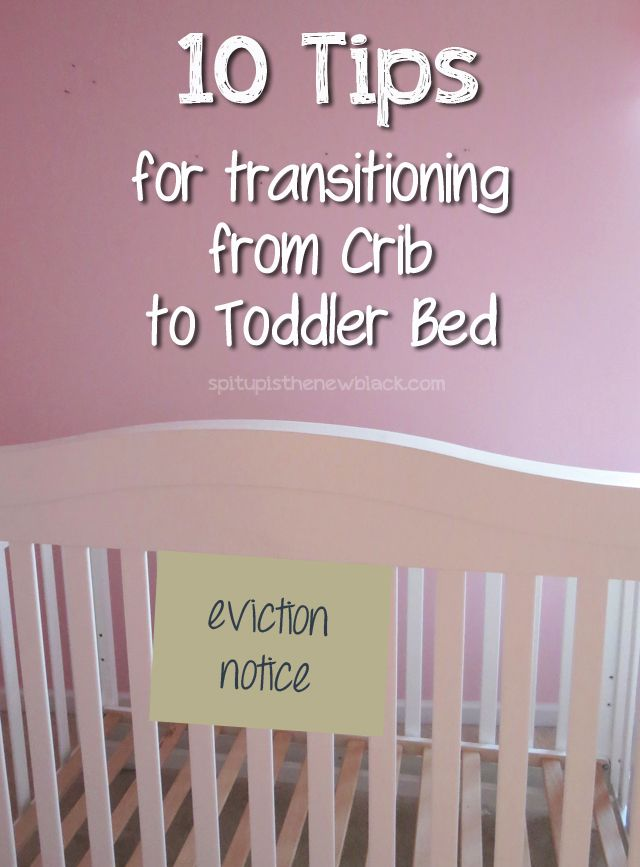 """Disclaimer: I'm no early childhood expert. I'm just a mom who found the following things worked for transitioning my kid from her crib to her toddler bed. Preparing for a second child brings new """"to-dos"""" that the first didn't. And they're primarily for the first child. Like her multiple eviction notices – from both her … … Continue reading →"""