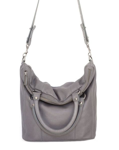 The perfect bag! Status Anxiety - Some Secret Place bag - grey