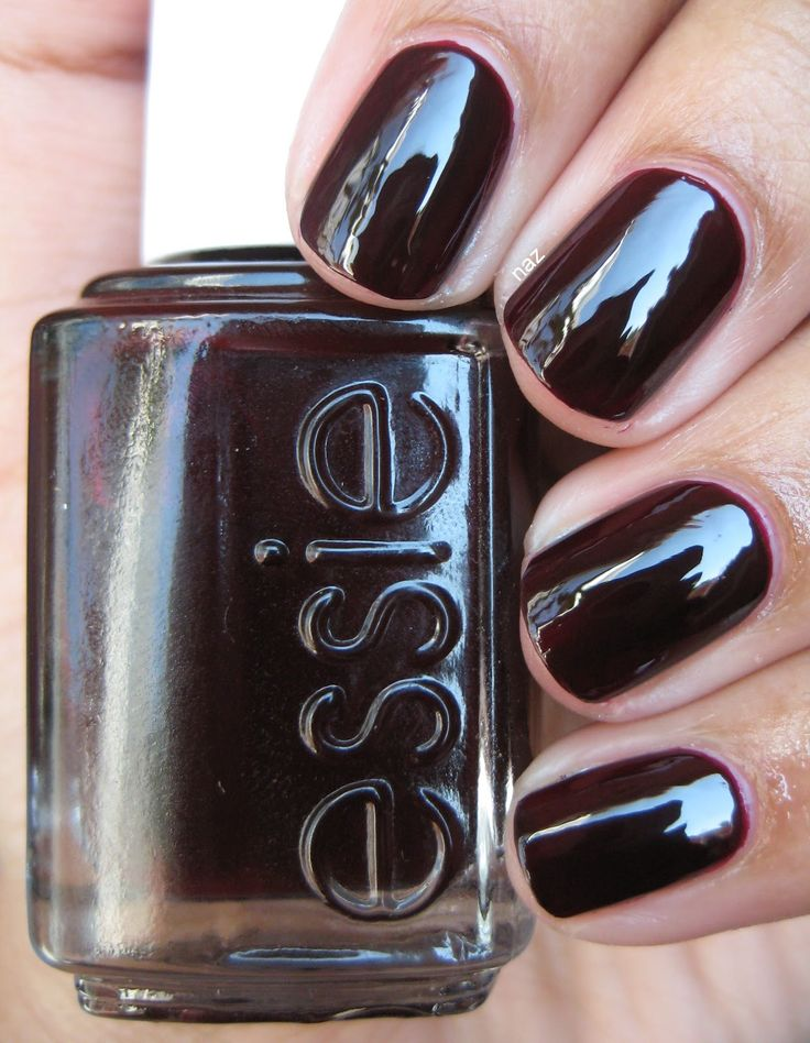 Essie Wicked - my current nail color. I LOVE IT. My new favorite color!!