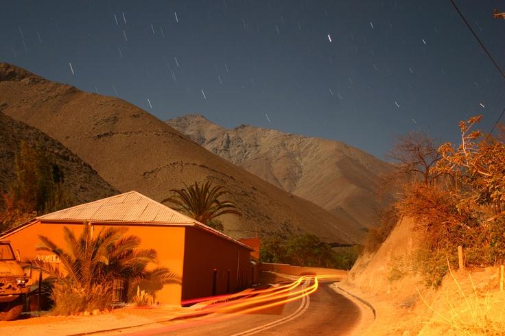 Valle de Elqui, sector Los Nichos. Foto de Roberto Pérez Rodríguez.