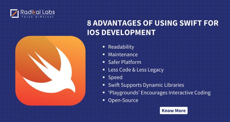 8 Reasons to use Swift for your next iOS development Project