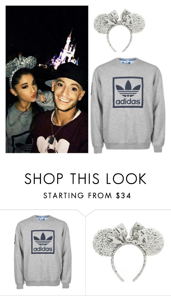 """""""happy 7th bday frankie j grande"""" by mgcgalaxy ❤ liked on Polyvore featuring adidas, Disney, women's clothing, women, female, woman, misses and juniors"""