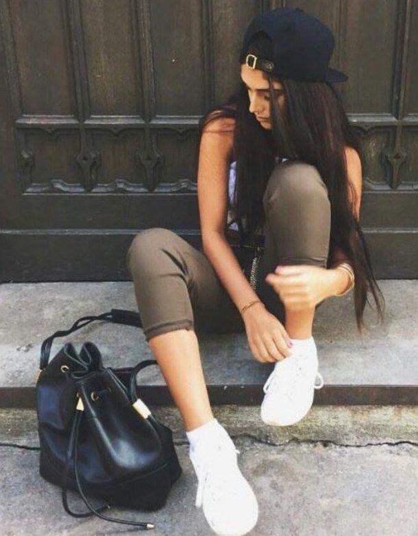 adidas shoes 2016 for girls tumblr. adidas-black-brown-fashion-favim.com-4031274.jpg (610×782) | tumblr girl life pinterest girls and adidas shoes 2016 for