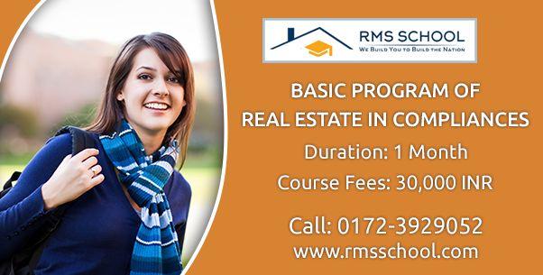 #Realestate #Courses #Education #Chandigarh #Mohali #Panchkula
