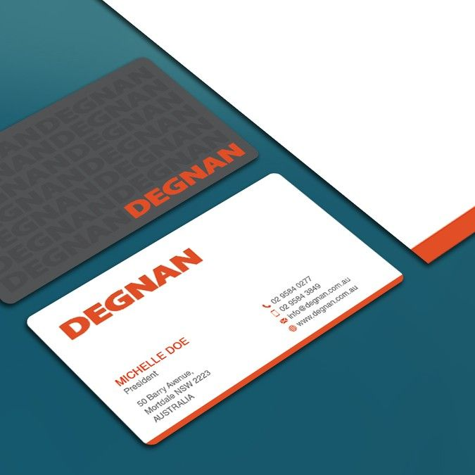 Create an interesting business card that we can be proud of by Extrem