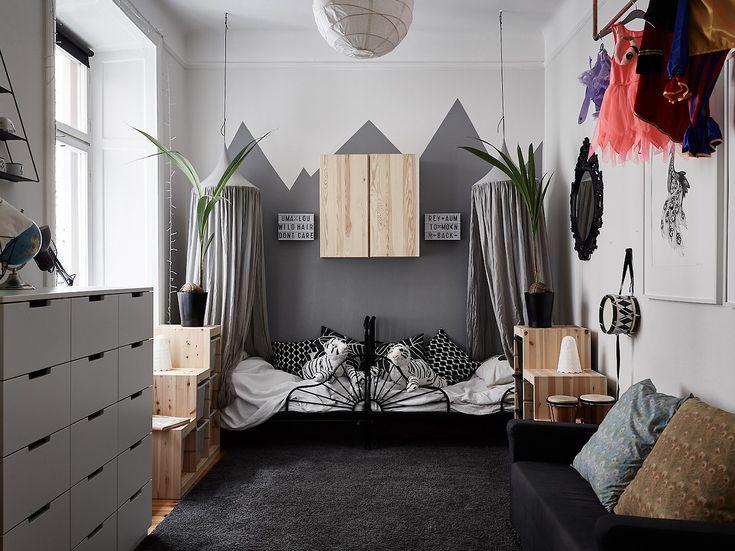 Scandinavian apartment | photos by Boukari & styling by Copparstad Follow Gravity Home: Blog - Instagram - Pinterest - Facebook - Shop