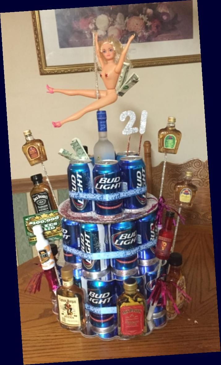 Birthday Ideas Br 21st Birthday Ideas For Guys Best Of Beer Can Cake For 21st Birthday Guys 21st Birthday Funny Birthday Gifts Mens Birthday Gifts
