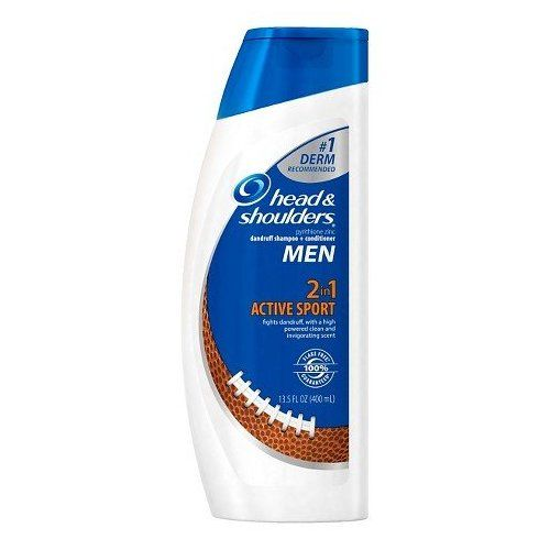 Head and Shoulders Men Active Sport 2-in-1 Dandruff Shampoo   Conditioner - 14.2 fl oz -- You can get more details by clicking on the image. #hairenvy