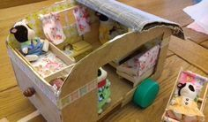 caravane sylvanian families DIY