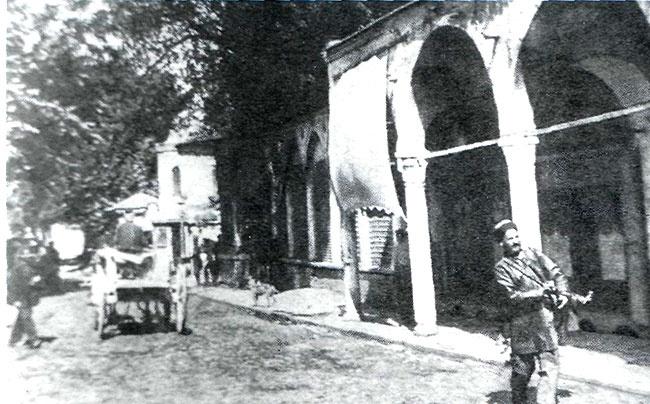 İstanbulun ilk magazinel cinayetinin işlendiği yer... direklerarası