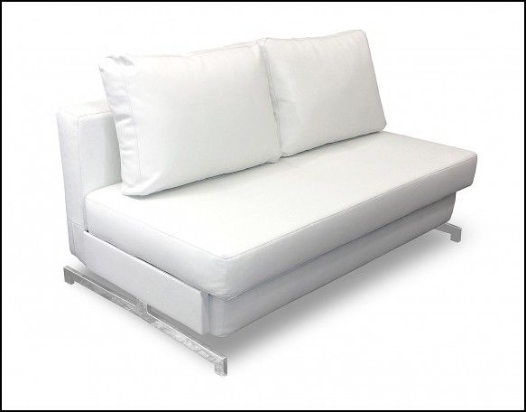 White Sleeper Couch