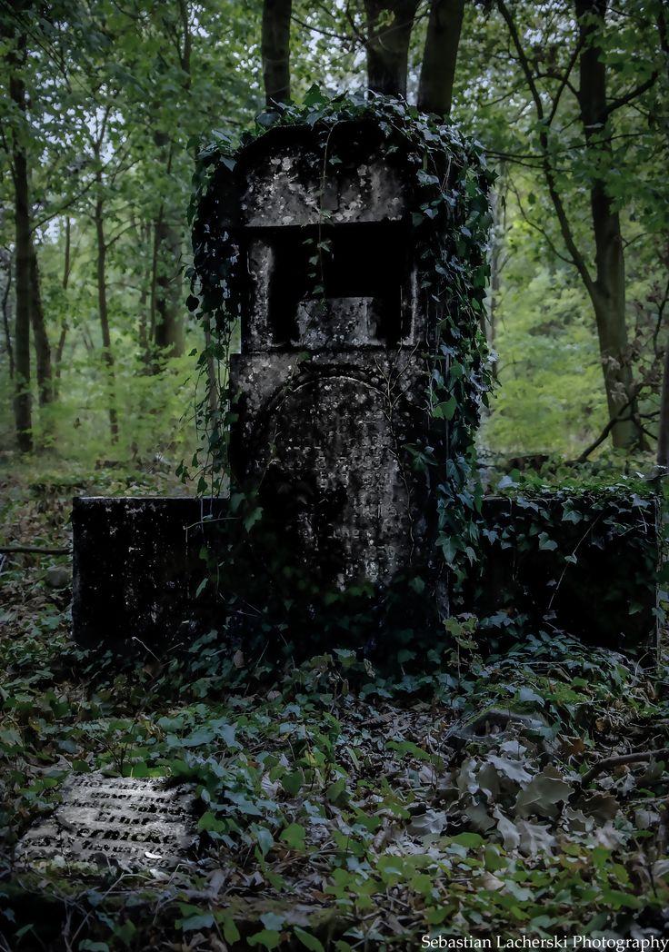 In the old cemetery by Sebastian Lacherski on 500px
