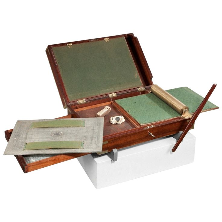 Rare Portable Copying Machine by James Watt & Company | 1stdibs.com