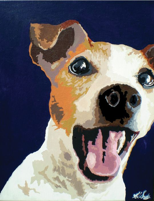 """Did someone say ... """"ball?!"""" How amazing would this 12""""x17"""" print by British artist Kathryn Saunby look on your wall?! Yes, pretty great! Bid now! #FallForTheJacksAuction"""