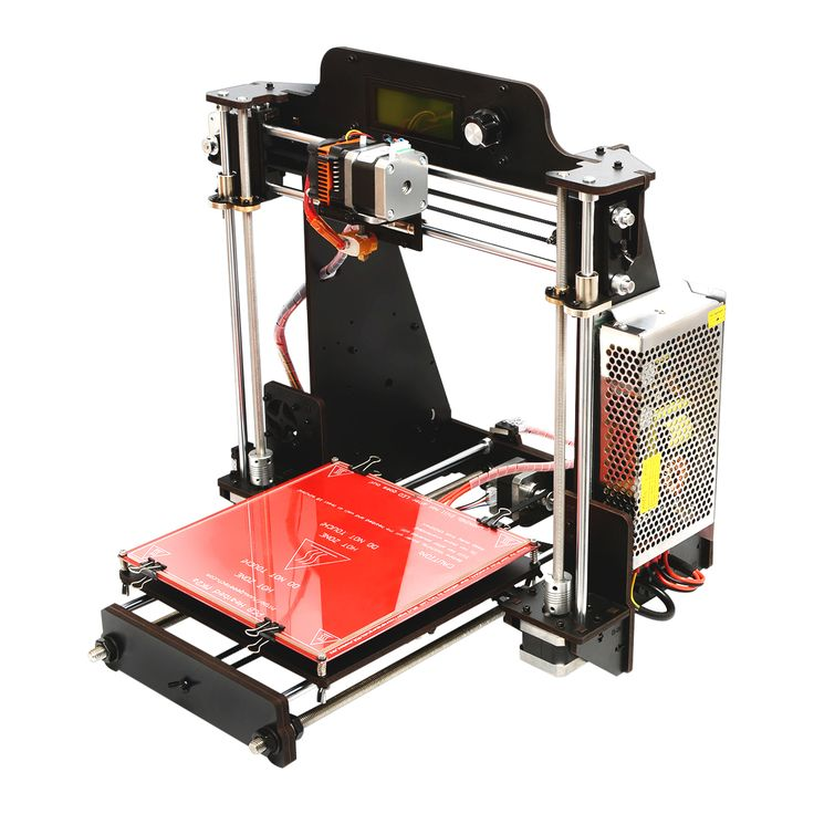 160 EUR - Geeetech® Prusa I3 Pro W DIY 3D Printer 200x200x180mm Printing Size Support Wi-Fi Connect 1.75mm 0.3mm Nozzle