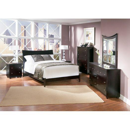 furniture sleigh bed shermag north atlantic bedroom reviews