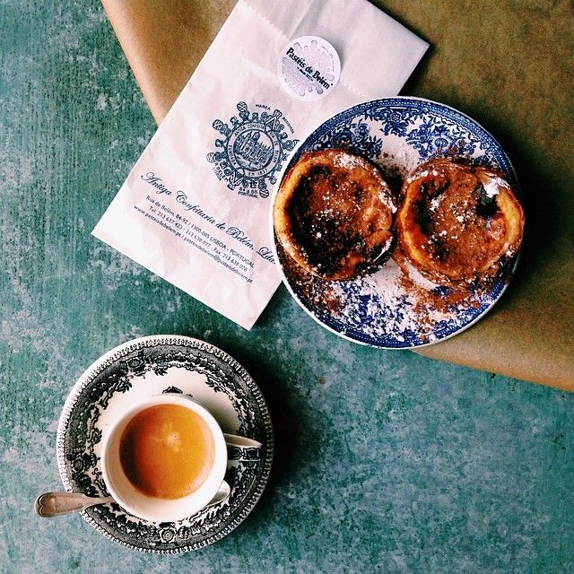 Love Portuguese sweets: Pastel de Nata